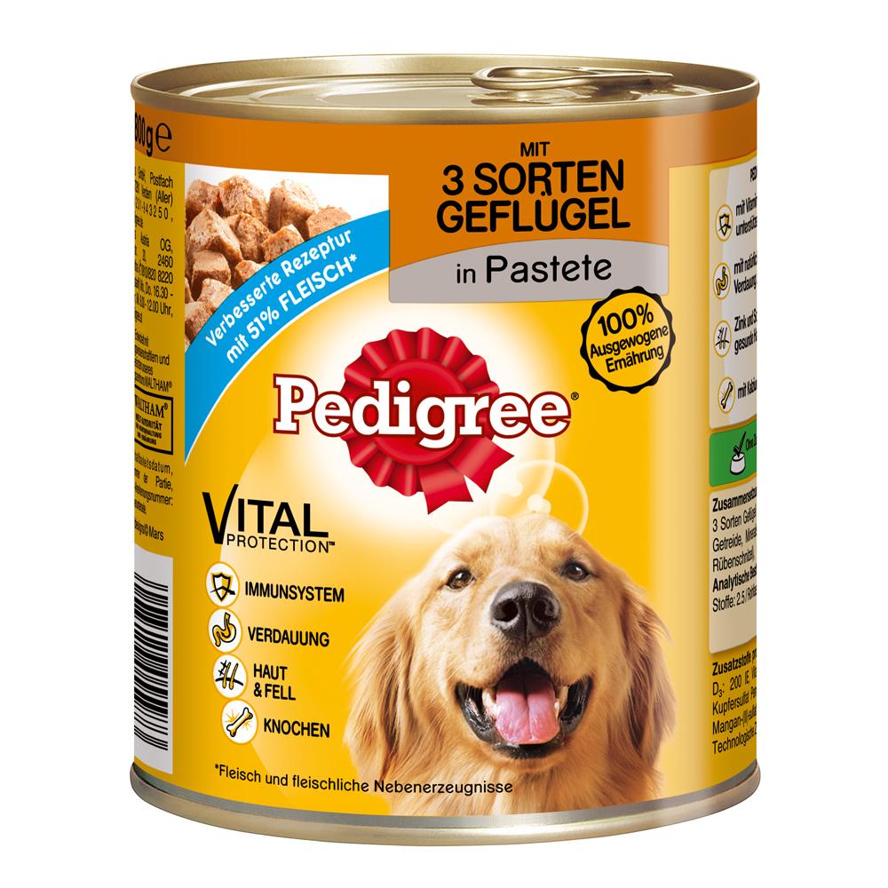 Pedigree Classic Adult Hundefutter Dosen, Bild 5