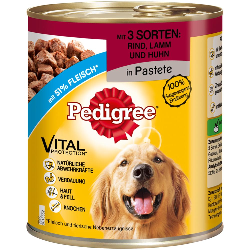 Pedigree Classic Adult Hundefutter Dosen, Bild 7