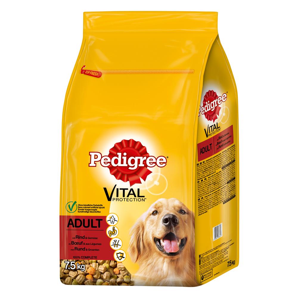 Pedigree Hundefutter Trocken Adult mit Rind & Gemüse, Bild 3
