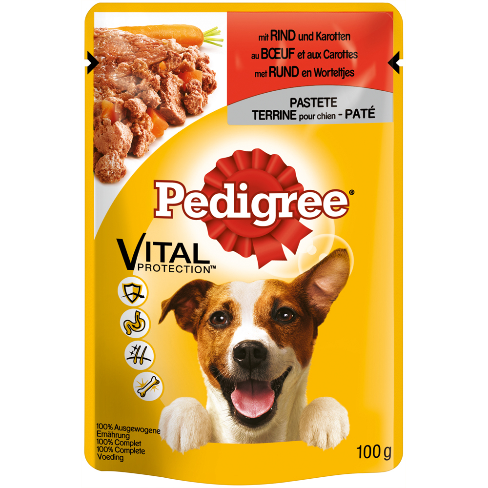 Pedigree - Rind im Portionsbeutel, Bild 5