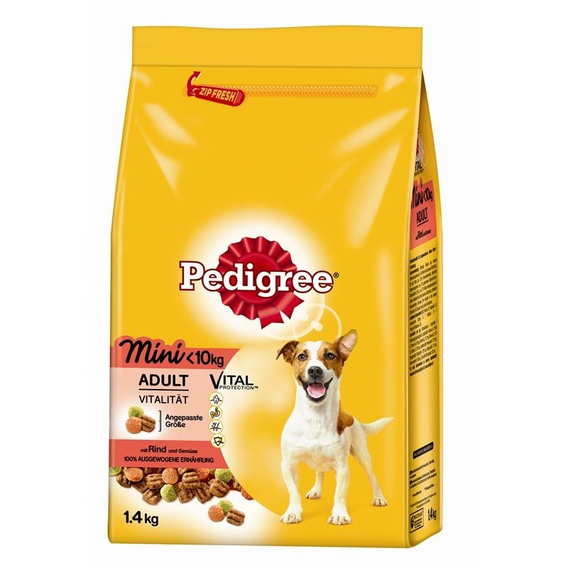 Pedigree Trockenfutter Adult Mini, Bild 2