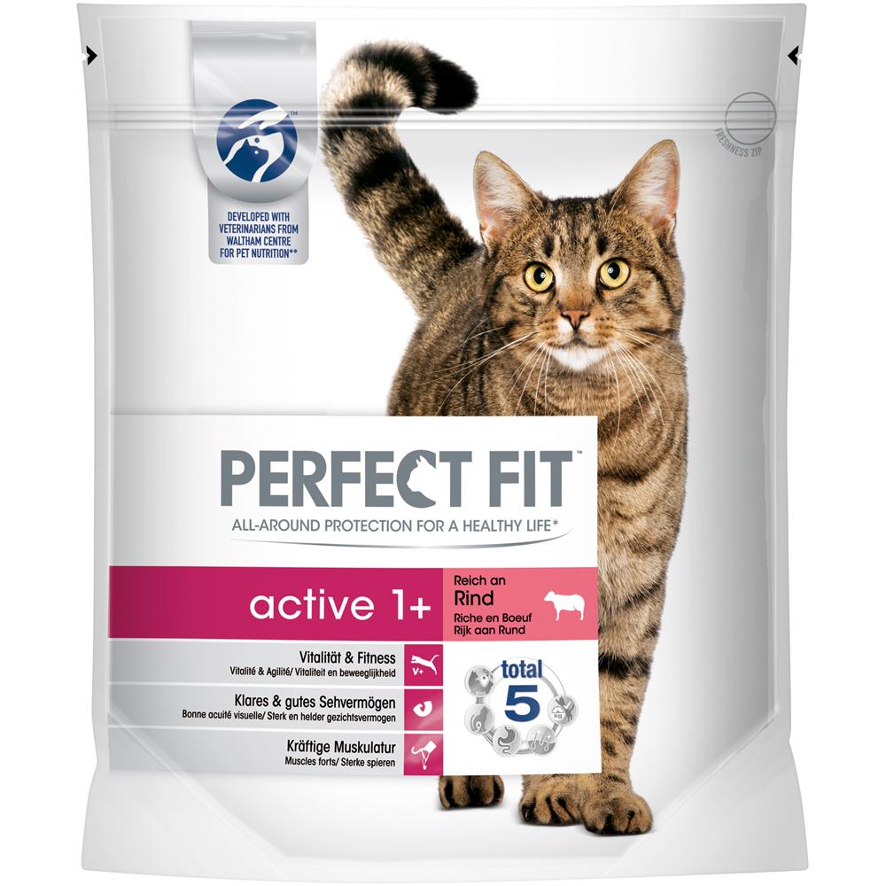 Perfect Fit Active 1+ reich an Rind - Trockenfutter, Bild 2