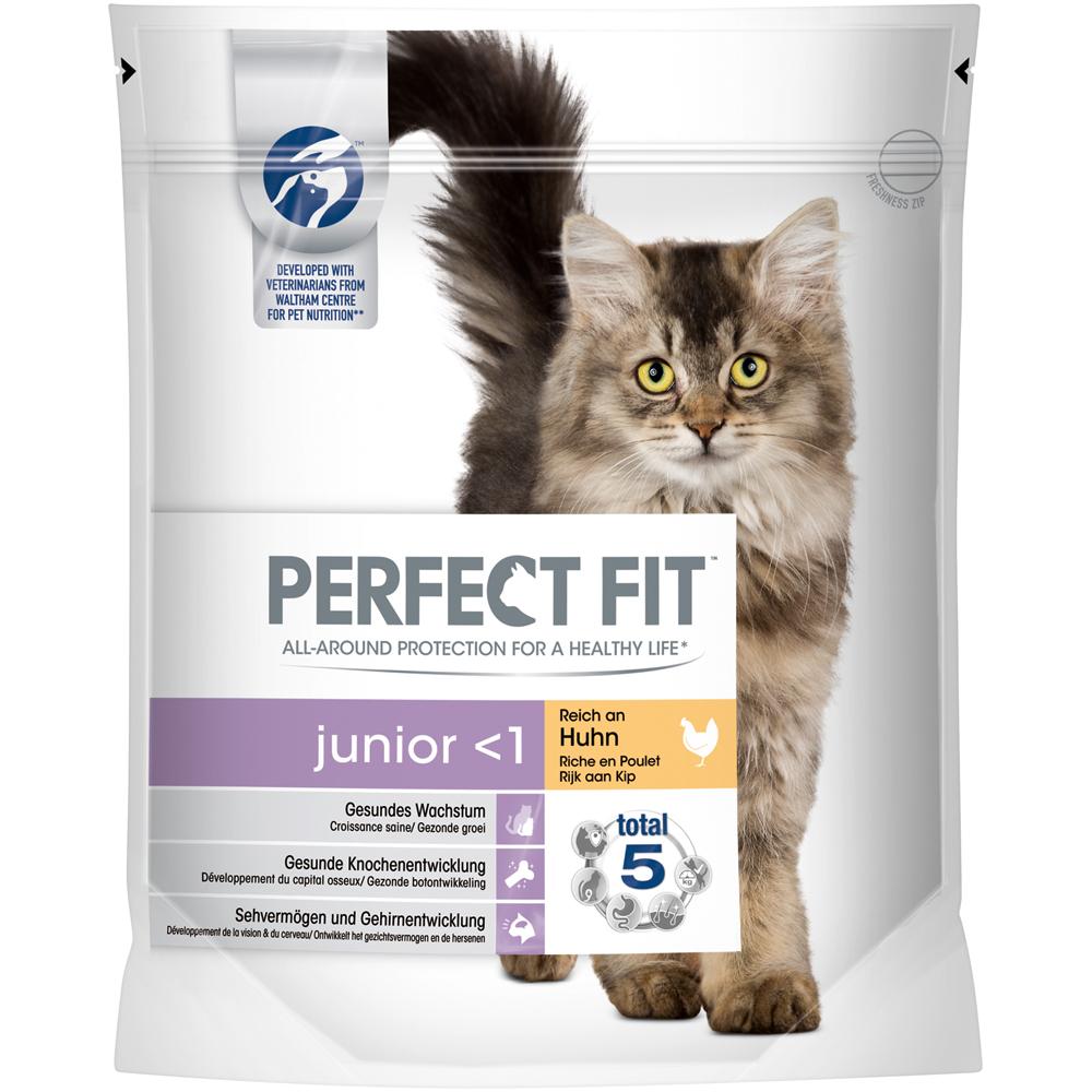 Perfect Fit Junior <1 reich an Huhn - Trockenfutter