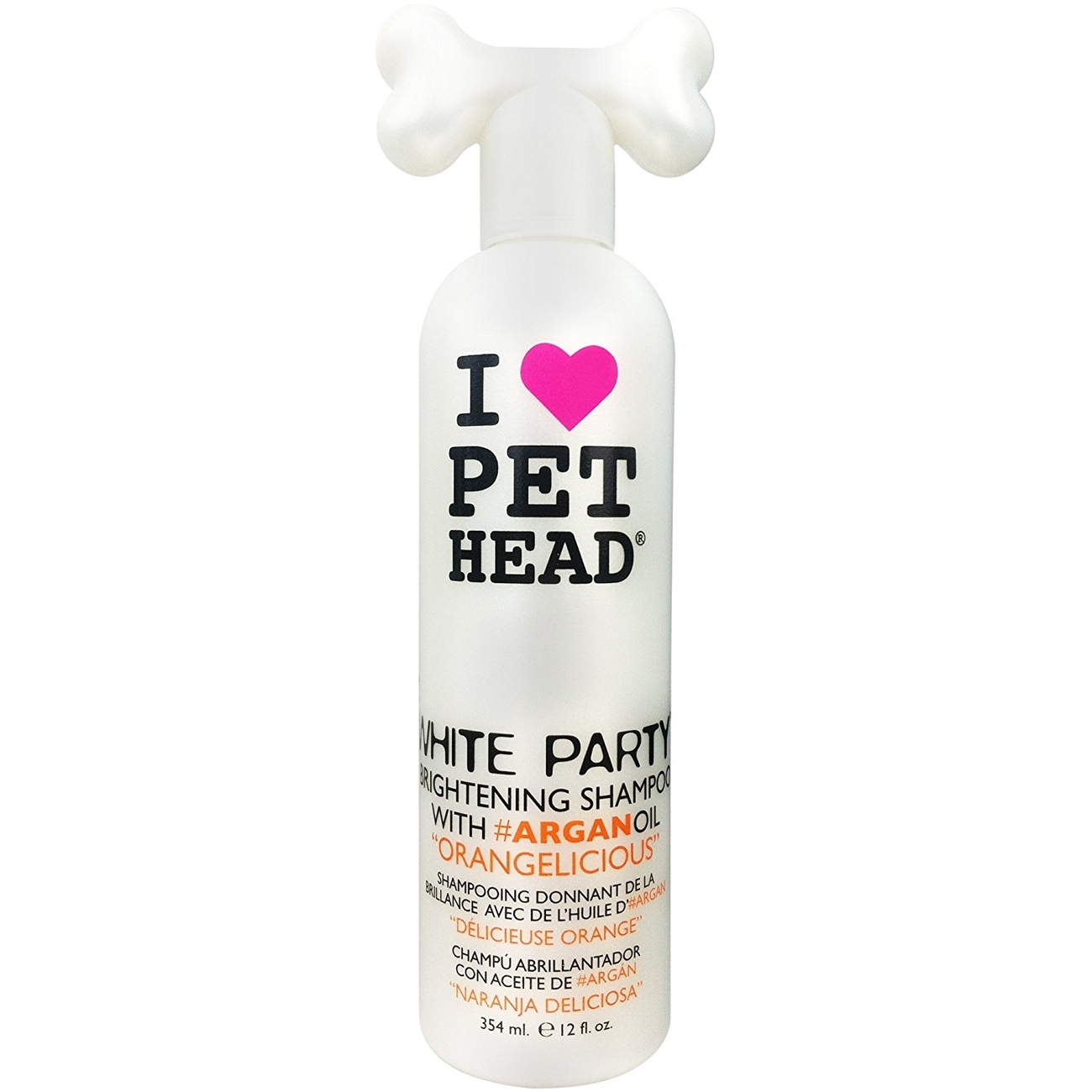 Pet Head White Party Hundeshampoo, 354 ml