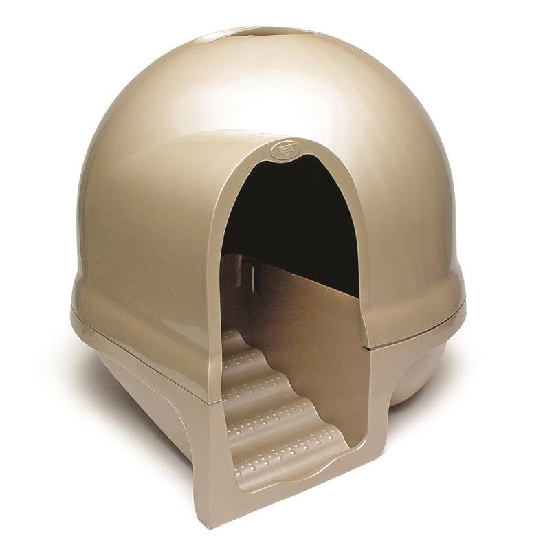 Petmate Katzentoilette Booda Dome Cleanstep, Bild 3