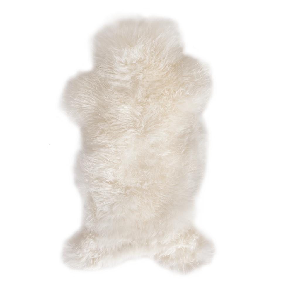 Pets Nature - echtes Fell vom Schaf, weiß