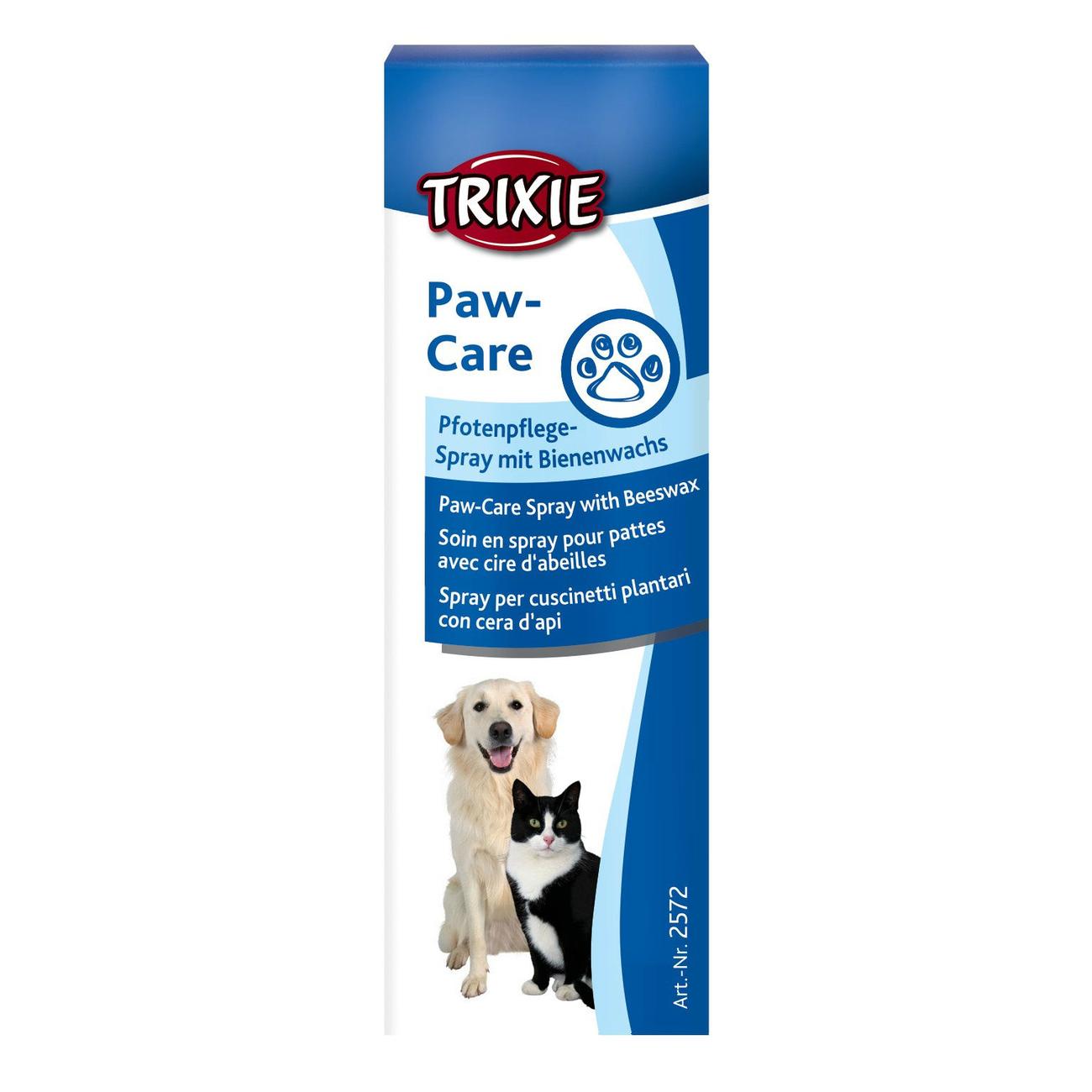 TRIXIE Pfotenpflege-Spray für Hunde und Katzen Preview Image