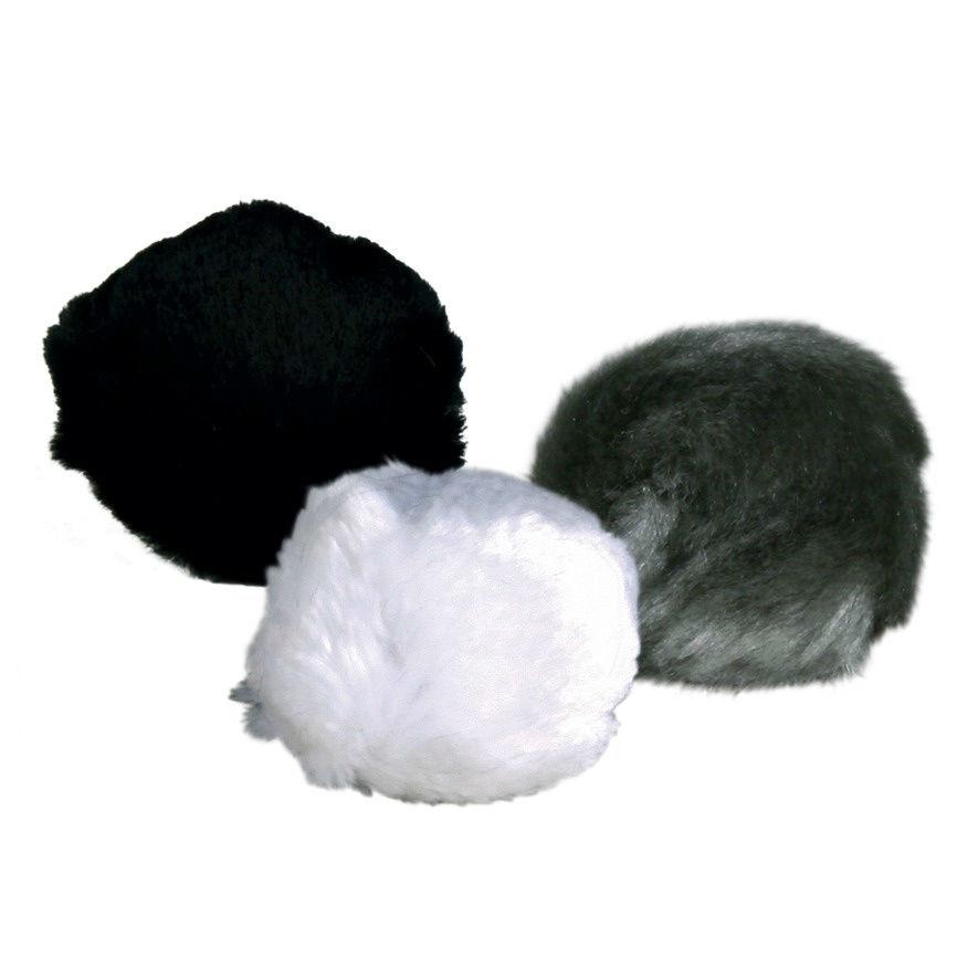 Trixie Plüsch-Ball mit Schelle & Catnip für Katzen 4123