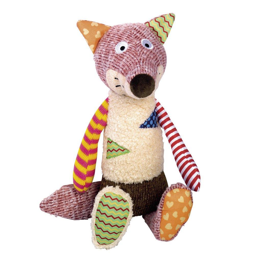 Nobby Plüsch Fuchs Hundespielzeug