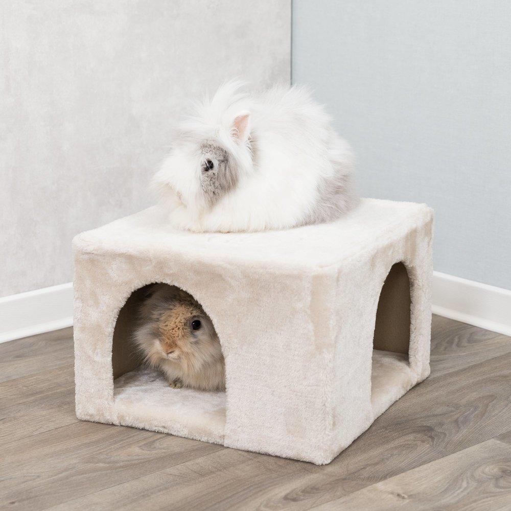 Trixie Plüsch Kuschelhöhle für Kleintiere 63100