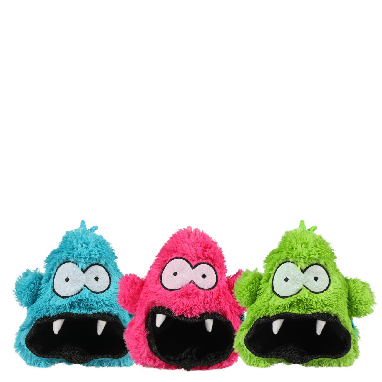 Coockoo Plüsch Monster Hundespielzeug, Bild 2