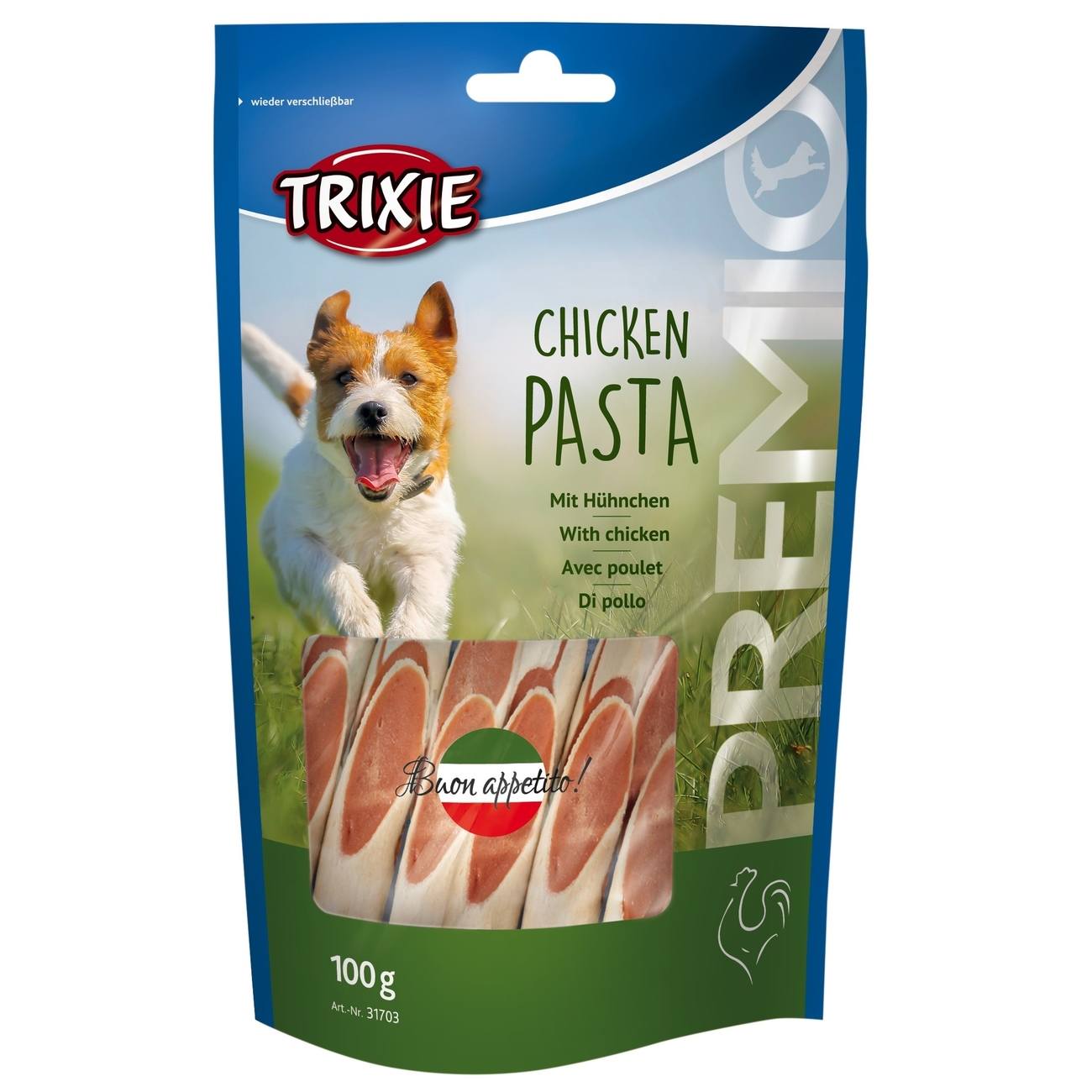 Trixie Premio Chicken Pasta Hundesnack 31703