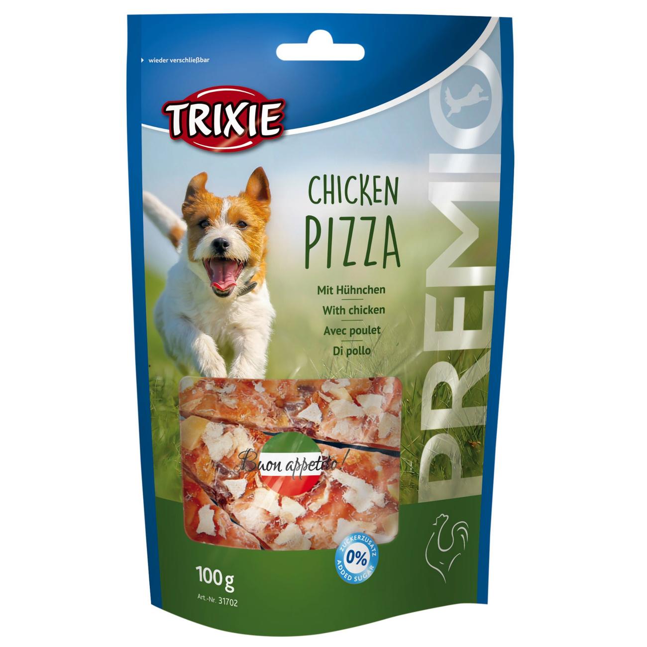 Trixie Premio Chicken Pizza Hundesnack 31702