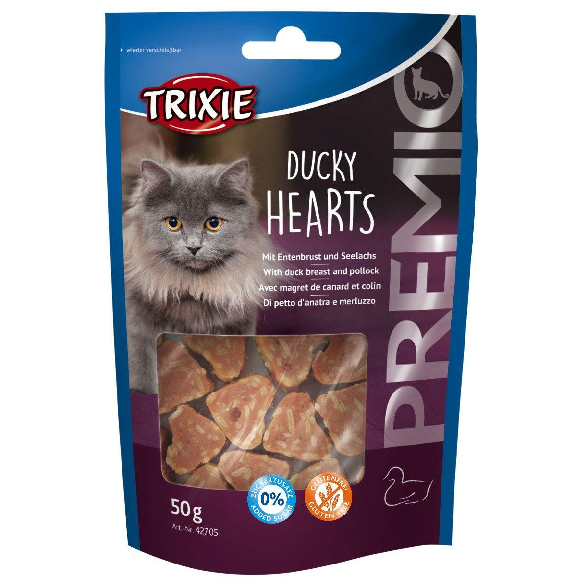 TRIXIE Premio Hearts Katzensnacks 42705