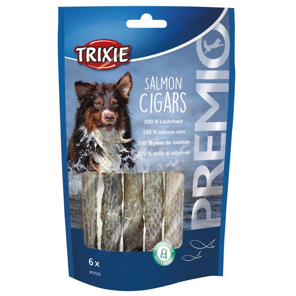 Trixie PREMIO Salmon Zigarren, 6 Stück (70 g)