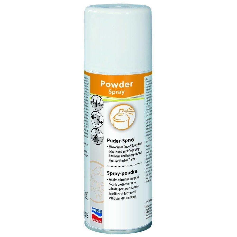 Agrochemica Puder Spray für Pferde, 400 ml