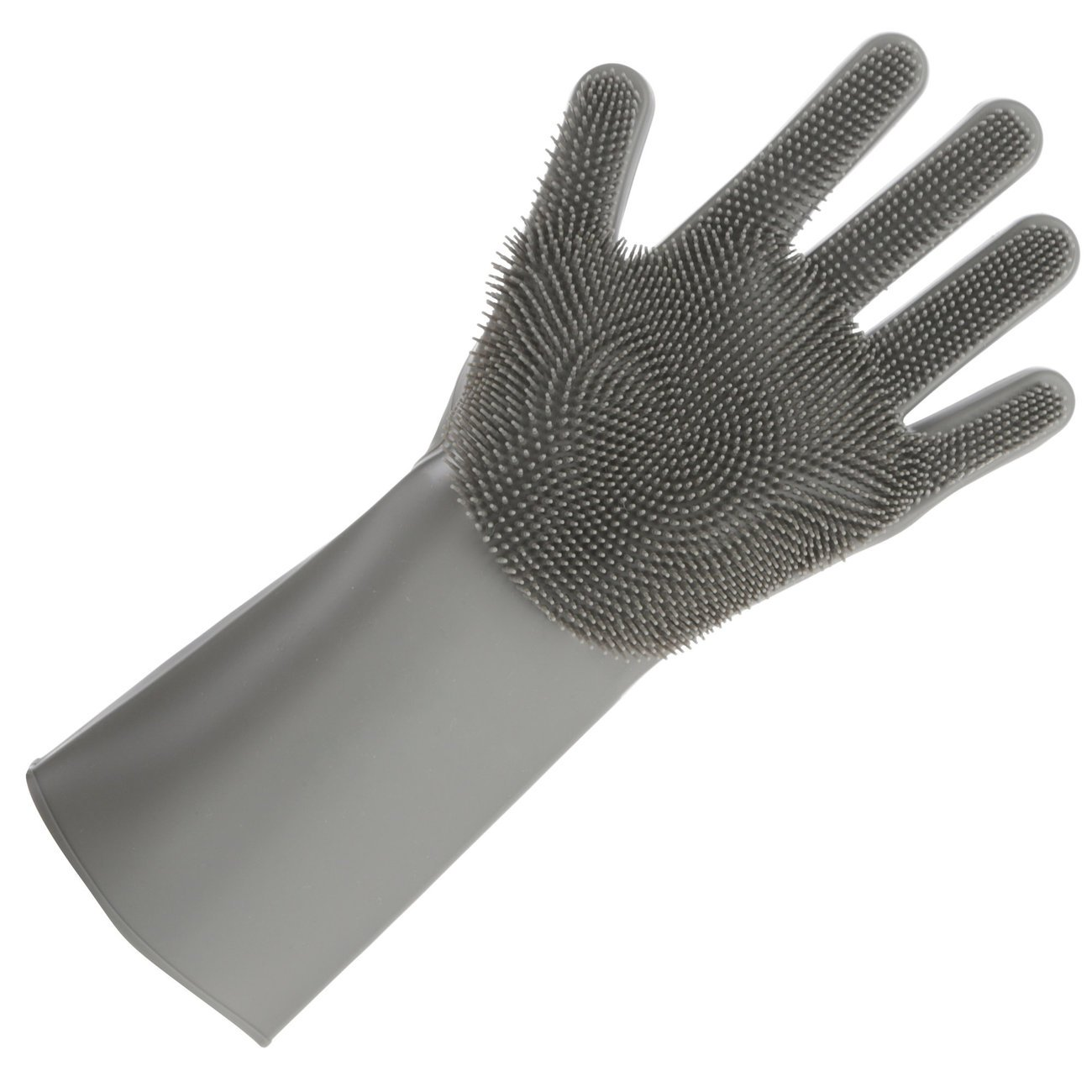 Kerbl Pferde Putz Waschhandschuh aus Silikon Preview Image