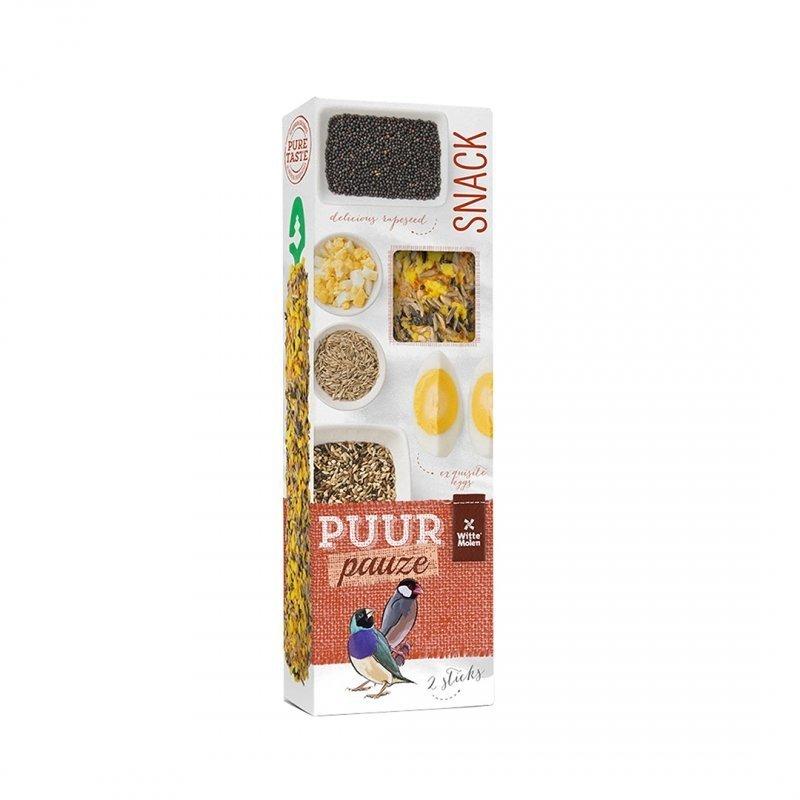 Witte Molen Puur Pauze Samensticks für Vögel, Bild 5
