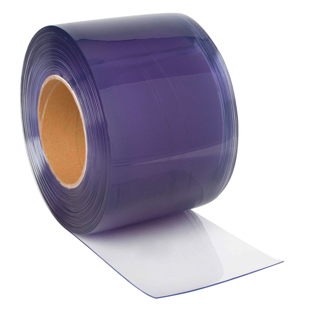 Kerbl PVC-Streifenvorhang, 30 cm x 3mm, 25m Rolle