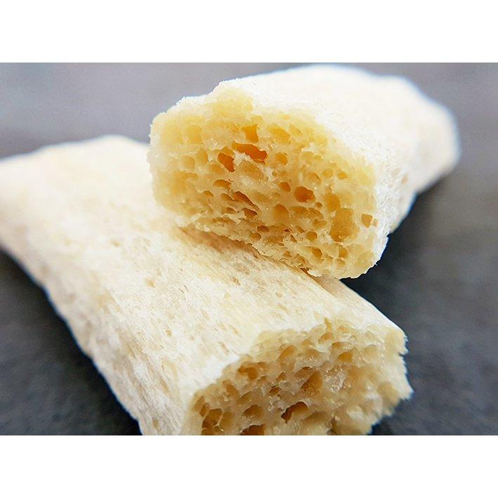 Qchefs Kauknochen Puffed Cheese, Bild 2