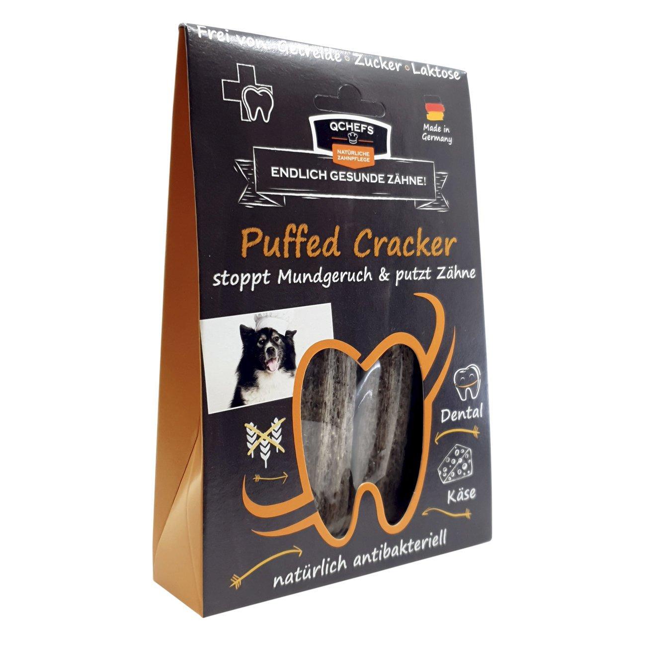 Qchefs Puffed Cracker Snack, Bild 5