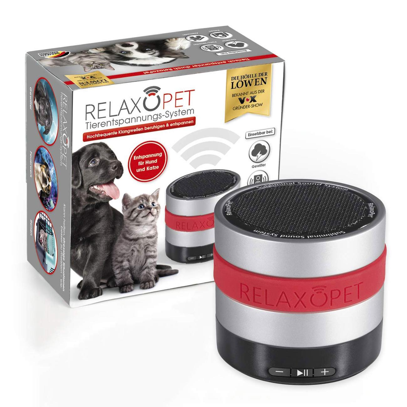 RelaxoPet Cat&Dog Tierentspannungssystem