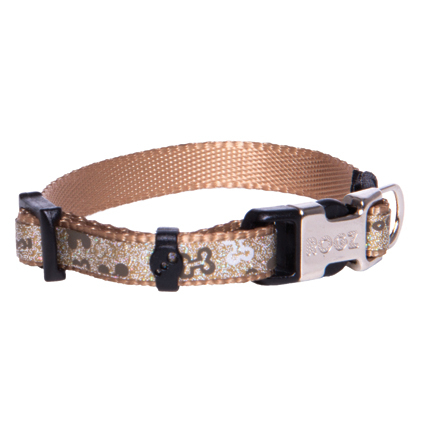 Rogz Lapz Trendy Hundehalsband Bones, Bild 5