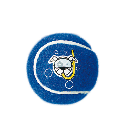 Rogz Molecules Tennisball für Hunde, Bild 2