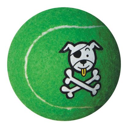 Rogz Molecules Tennisball für Hunde, Bild 6