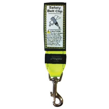 Rogz Safety Belt - Car Clip, Bild 2