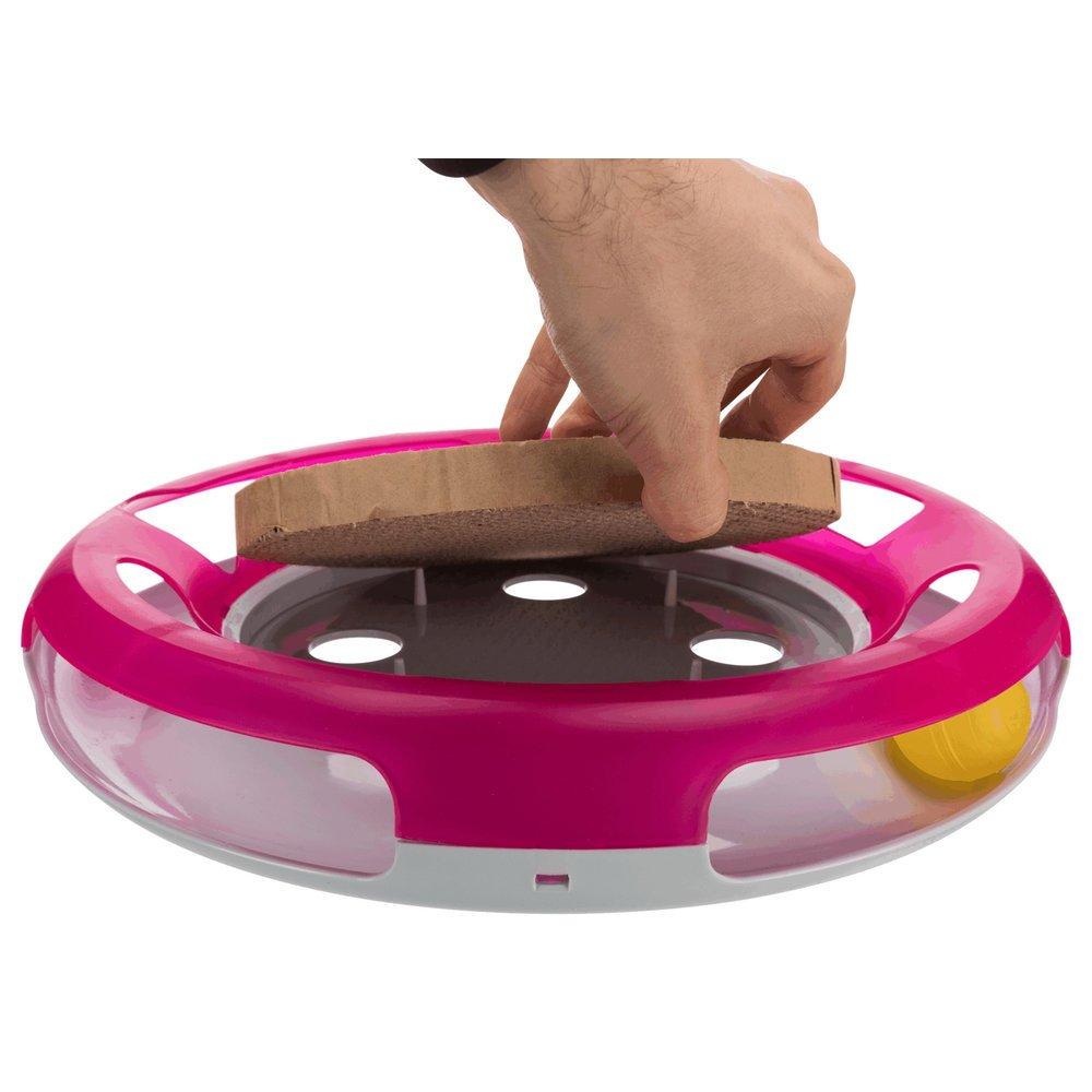 Trixie Race & Scratch Katzenspielzeug 41415, Bild 4