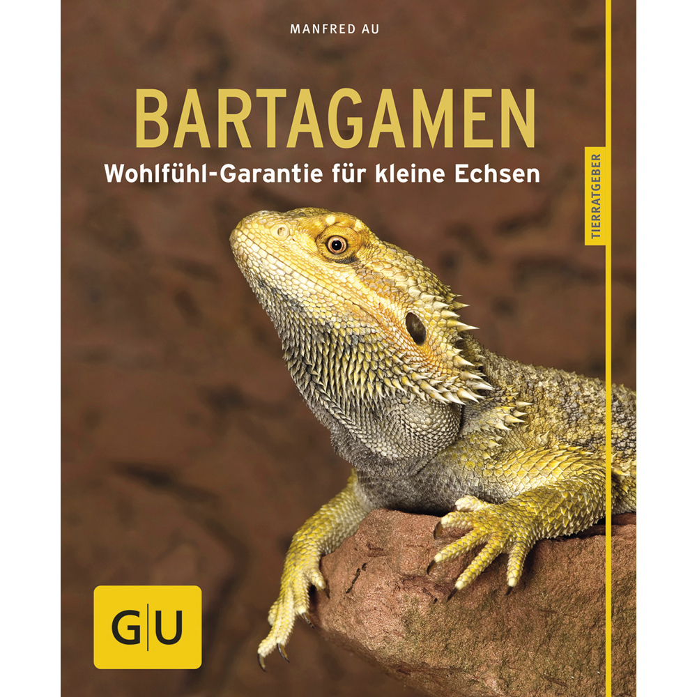 GU Verlag Ratgeber für Bartagamen
