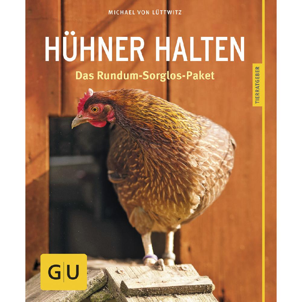 GU Verlag Ratgeber für Hühner halten