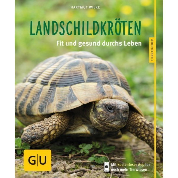 GU Verlag Ratgeber - Landschildkröten