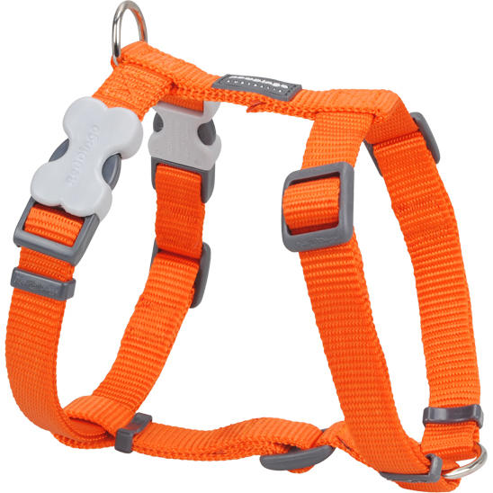 Red Dingo Hundegeschirr Nylon einfarbig Uni, Bild 7