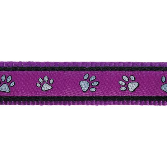 Red Dingo Hundehalsband Design Paw Prints, Bild 3