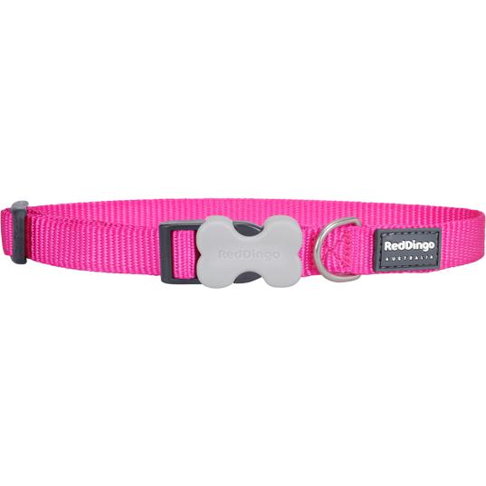 Red Dingo Hundehalsband einfarbig Uni, Bild 6