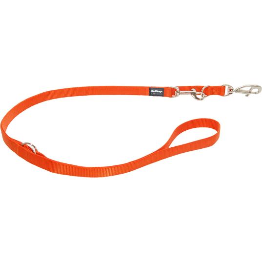 Red Dingo Hundeleine einfarbig Uni, Bild 4