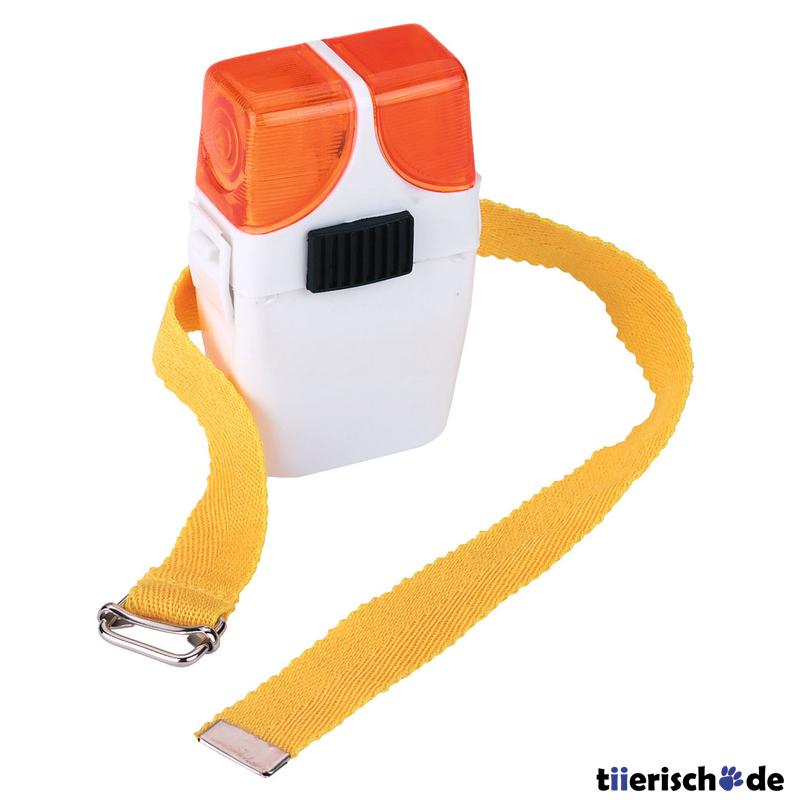 Kerbl Lampe für Reitstiefel, orange/orange