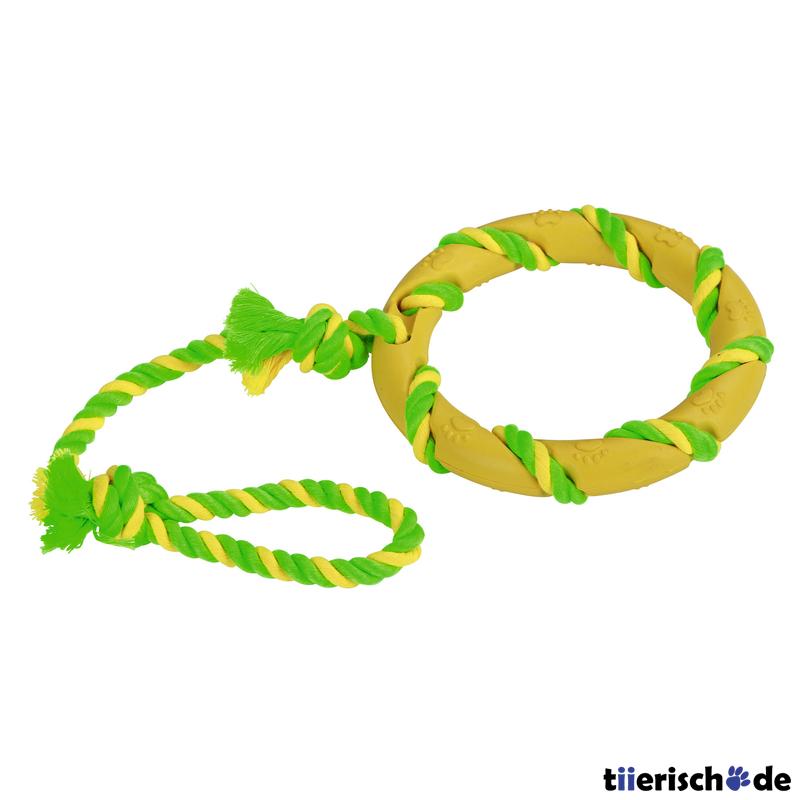 Kerbl Ring am Seil für Hunde, Bild 2