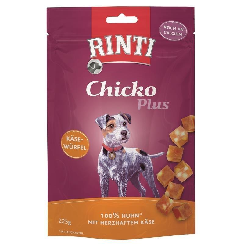 Rinti Chicko Plus Käsewürfel Huhn