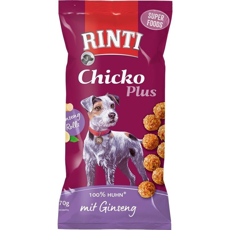 Rinti Chicko Plus Superfoods, mit Ginseng 70g
