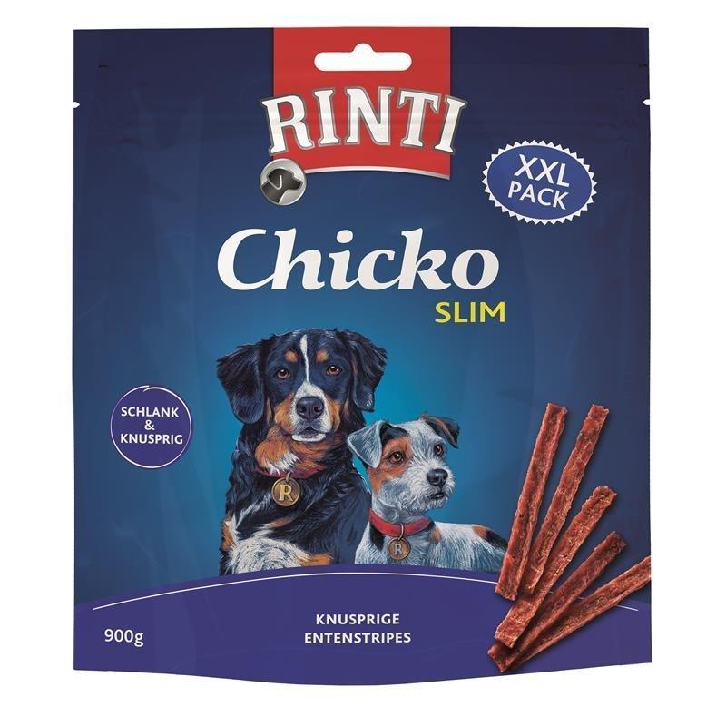 Rinti Chicko Slim Ente Knusprige Entenstreifen XXL-Pack, 900g