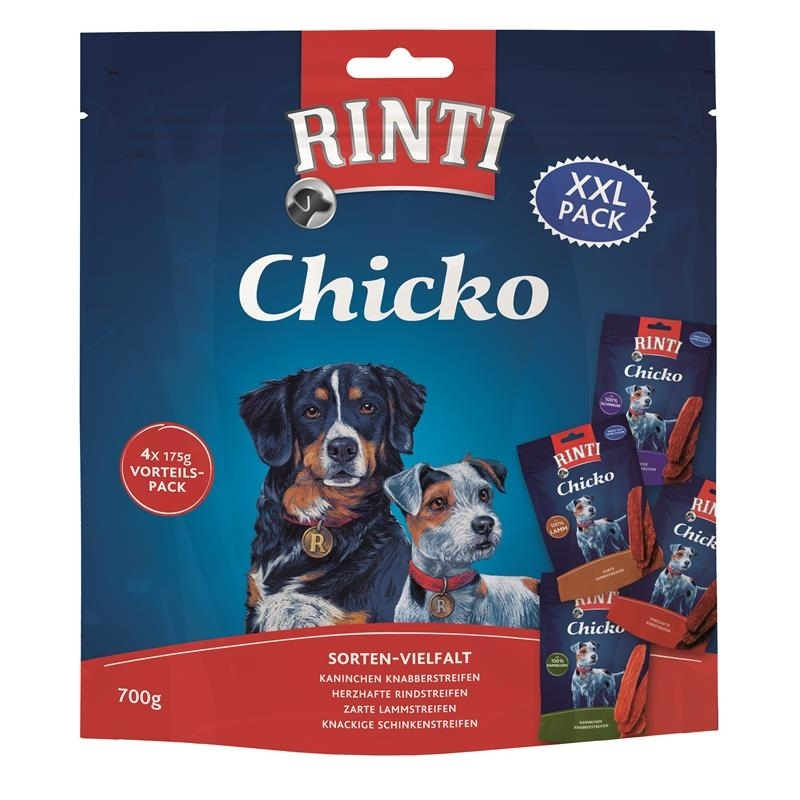 Rinti RINTI Chicko Sortenvielfalt XXL Hundesnacks