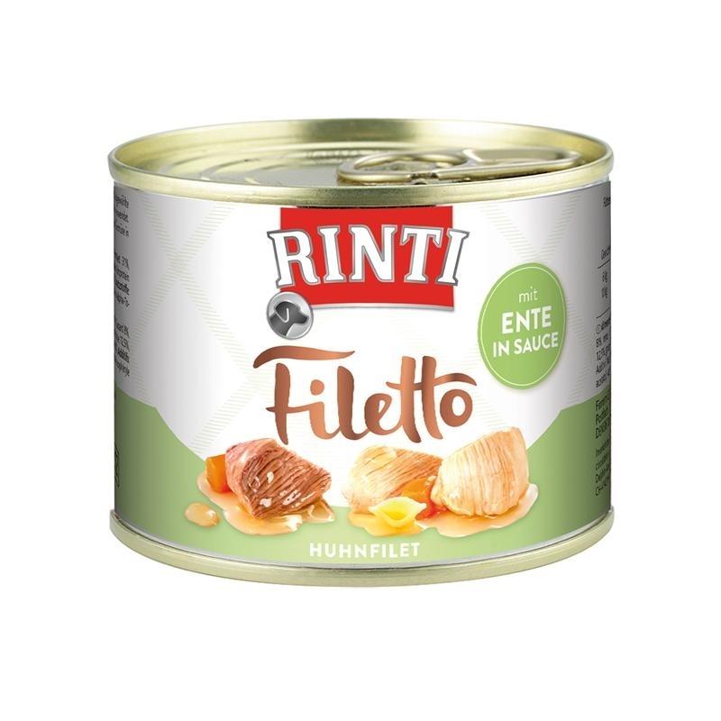 Rinti Filetto Hundefutter Dosen, Bild 2