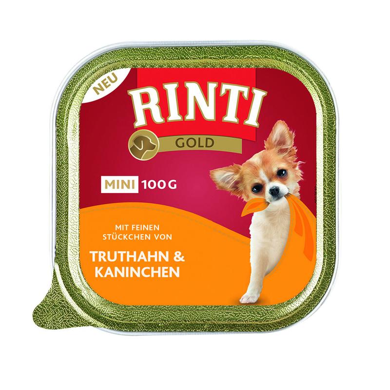 Rinti Gold Mini Nassfutter für kleine Hunde, Bild 5