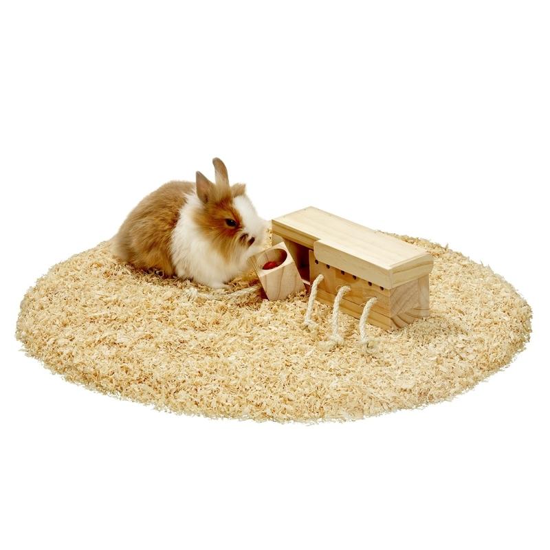 Karlie Rody Brain Train Cube Intelligenzspielzeug für Kleintiere, Bild 2