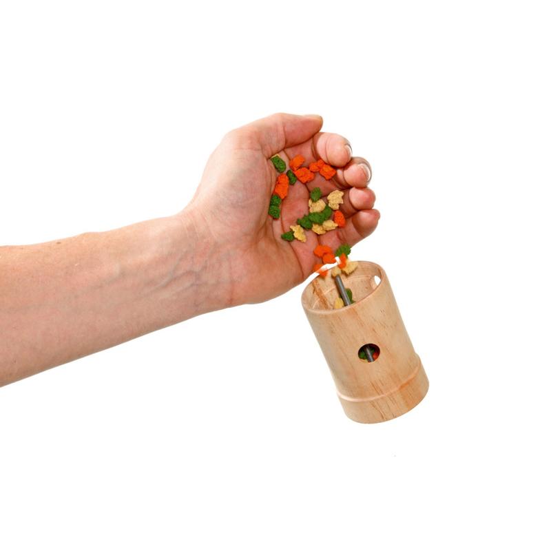 Karlie Rody Snack Roll Kleintier Spielzeug, Bild 3
