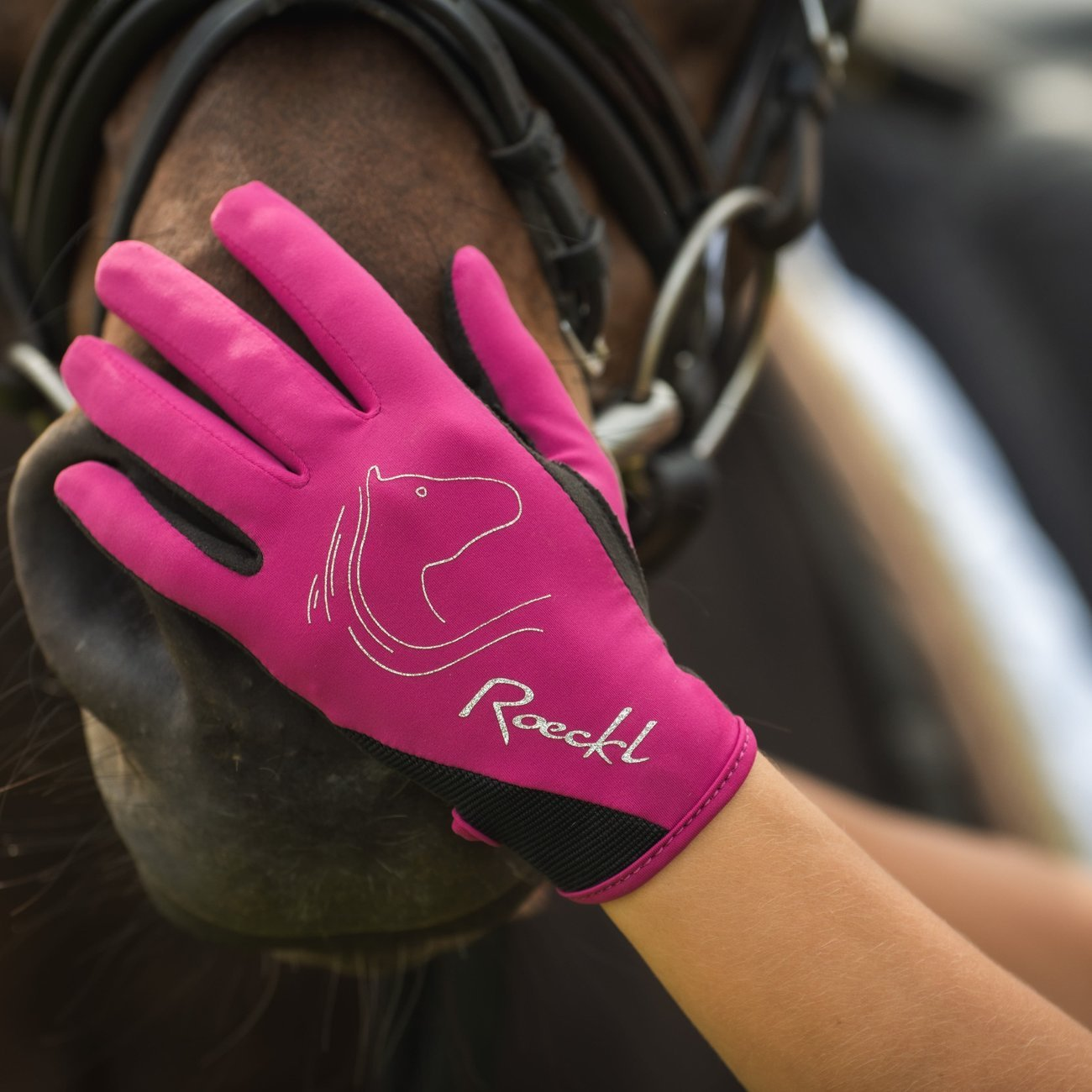 Roeckl Reit Handschuh Sommer Tryon, Bild 9