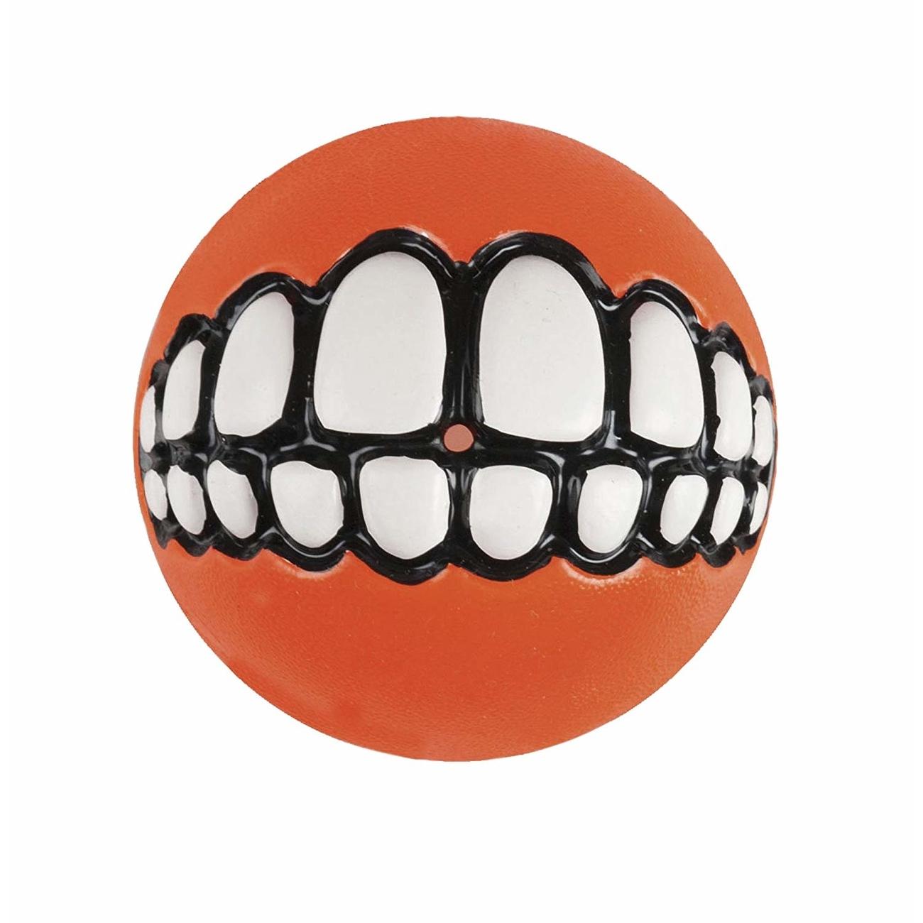 Rogz Grinz Ball für Hunde, Bild 5